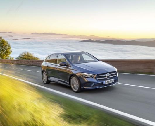 Mercedes B-Klasse bliver mere lækker – og mindre praktisk