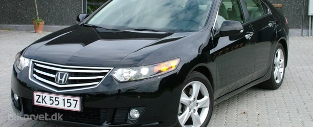 Honda Accord 2,4 Executive aut.
