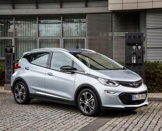 Opel Ampera-e med imponerende rækkevidde