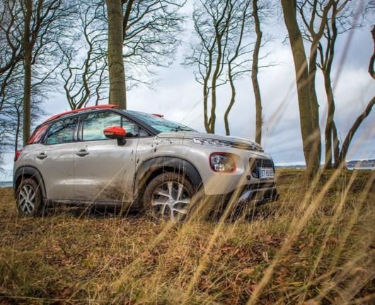 Citroën C3 Aircross – din funky fætter højben