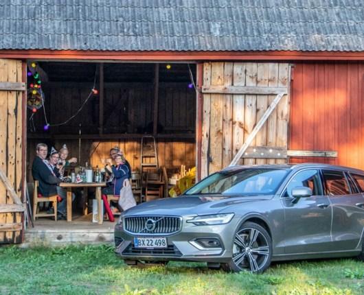 Svensk succes – Volvo V60 T6