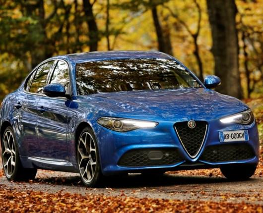 Alfa klar med Veloce udgave af Giulia
