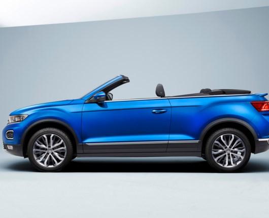 En crossover uden tag – Volkswagen T-Roc Cabriolet