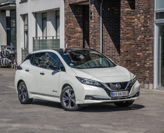 Elektrisk favorit - ny Nissan Leaf