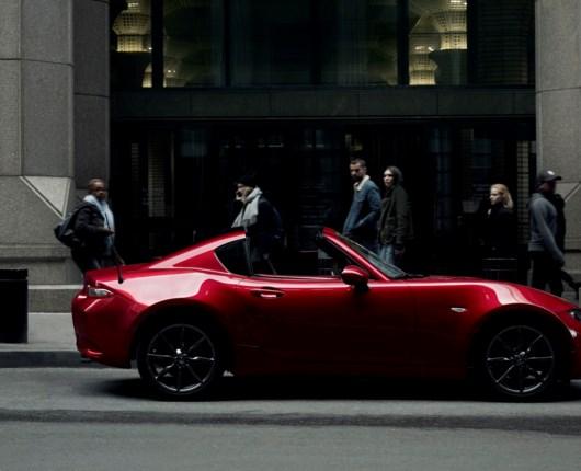 Mazda MX-5 RF klar til det danske marked