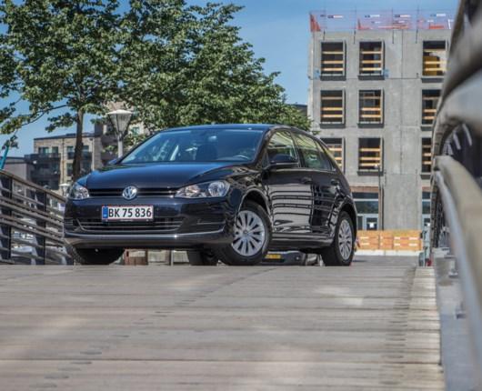 Brugttest: VW Golf er en sikker vinder