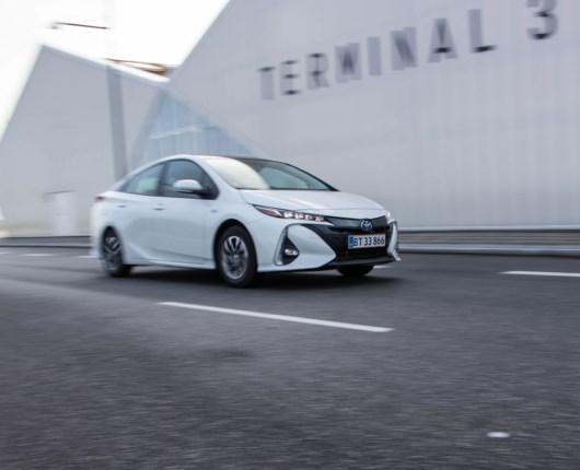 Egoist for miljøet – Toyota Prius Plug-in