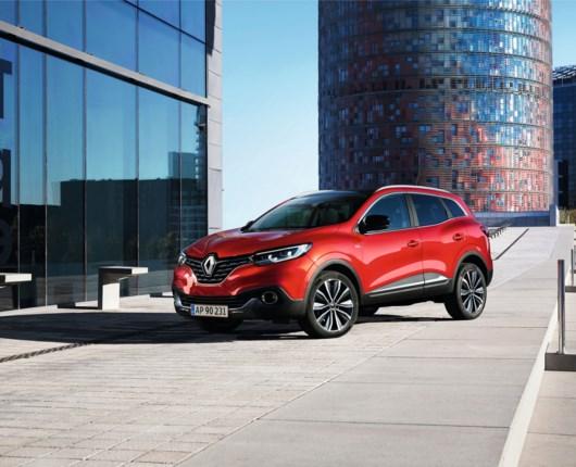 Renault Kadjar 1,2 TCe Zen