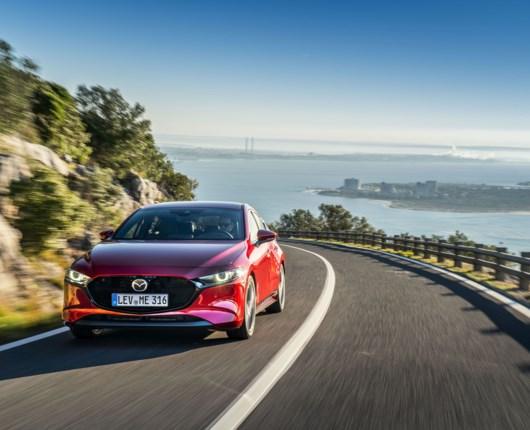 Golfklassens geisha – Mazda 3