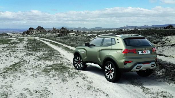 Den russiske stolthed – Lada Niva 4x4 Vision