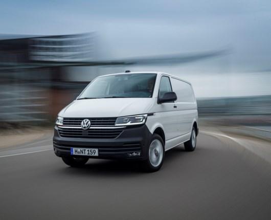 Volkswagen Transporter får pligtopdatering