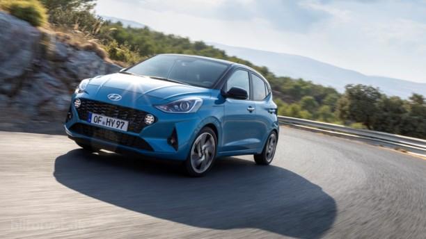 Ny Hyundai i10 – tænker på dig, der ikke kan køre bil