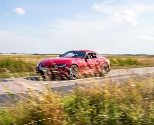 Den hjemvendte superhelt – Toyota Supra er en fest fra fortiden