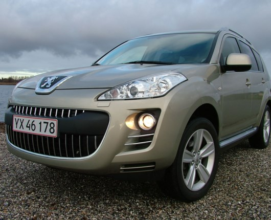 Peugeot 4007 2.2 HDi Griffe