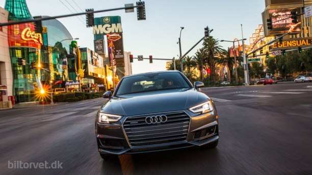 Nu kan du snart koble din Audi på nettet af lyskryds
