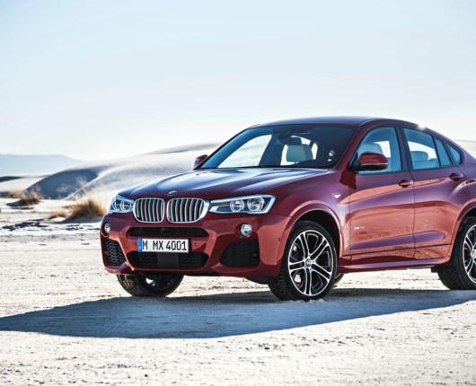 Ny BMW X4!