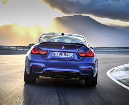 Godt nyt til BMW fans. M4 CS med 460 hk!