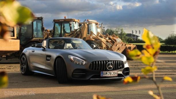 Mercedes-Benz AMG GTC - GTR's topløse søster!
