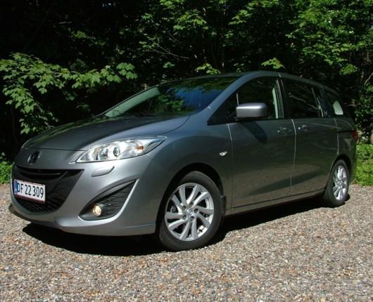 Mazda 5 1,6 DE Advance