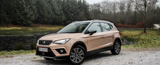Vi tester Seat Arona - Årets Bil i Danmark