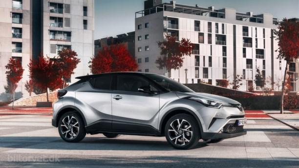 C-HR - Toyotas designmæssige redning?