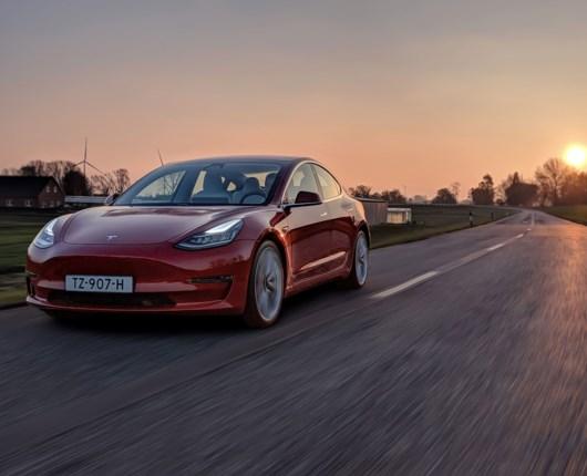 Her er prisen på Tesla Model 3
