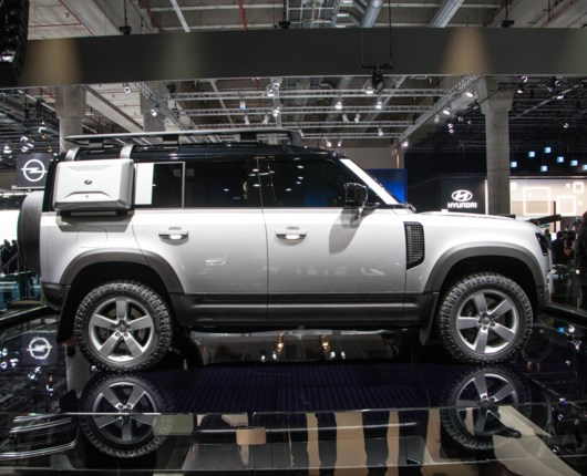 Den britiske skovfoged er tilbage – Land Rover Defender er smartere end nogensinde