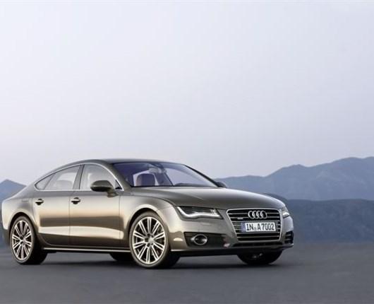 Audi A7 Sportback!