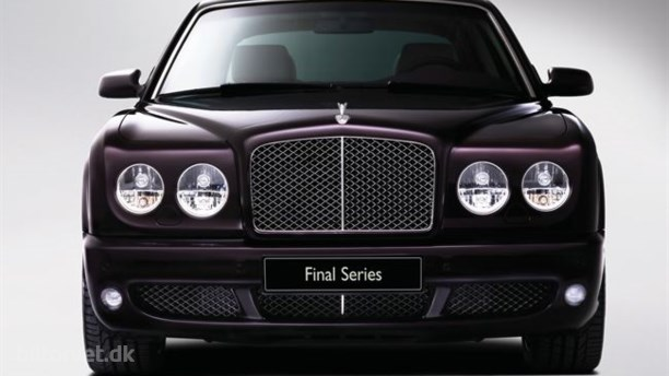 Ny Arnage Limited Edition