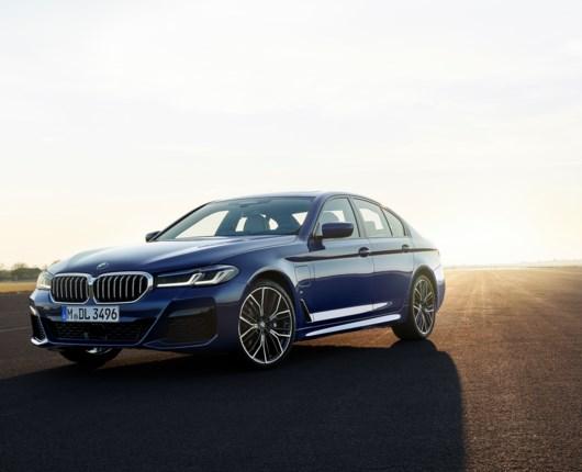 Tysk tradition – BMW 5-serie får facelift med hurtig grøn teknik