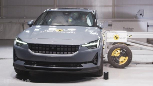 Volvos kinesiske elbil er kongen af Euro NCAP