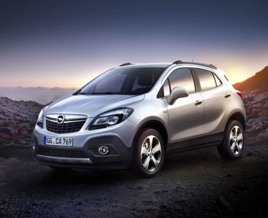 Mokka fra Opel