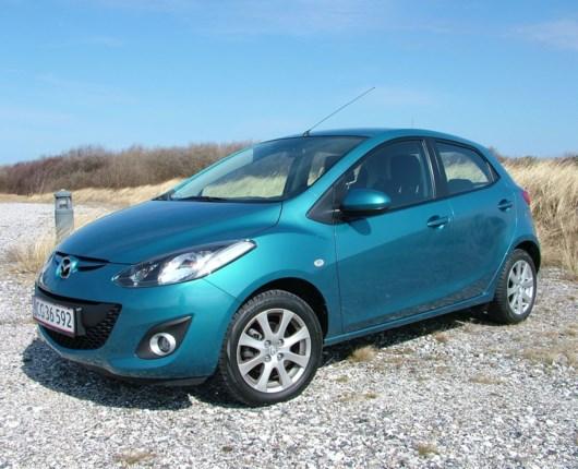 Mazda 2 1,3 Premium (84 hk)