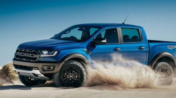 Operation Desertstorm – Ford Ranger Raptor