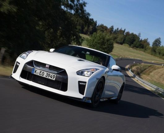 Ny vild Nissan GT-R Track Edition