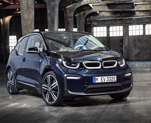 Opdatering af BMW i3