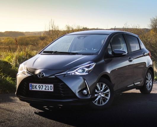 Yaris 1,5 VVT-i. Mere power i Toyotas bestseller