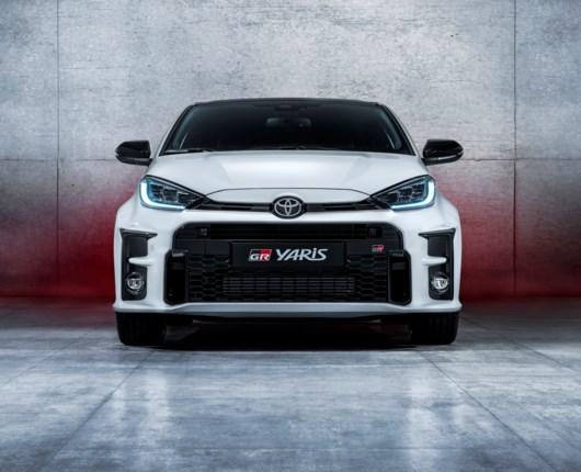 Toyota skaber fremtidig rallylegende – GR Yaris har firehjulstræk og 261 heste