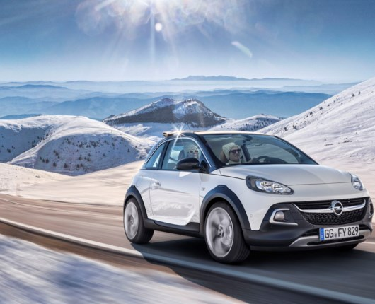 Opel Adam Rocks!