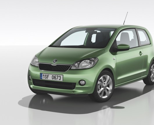Ny minibil fra Skoda