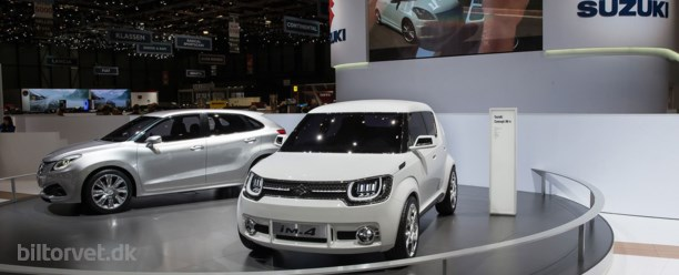 Nye modeller fra Suzuki