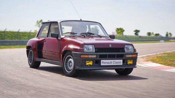 Den franske hidsigprop – Renault 5 Turbo 2