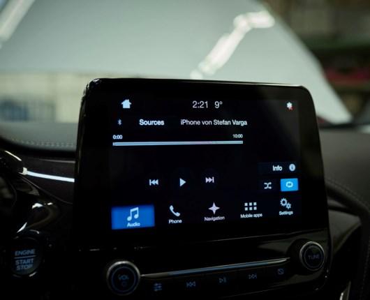 Ford i samarbejde med Bang & Olufsen til den nye Fiesta