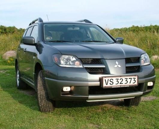 Mitsubishi Outlander 2.4 Sport