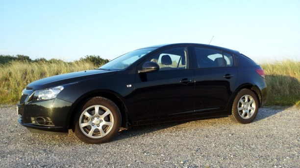 Chevrolet Cruze 2,0d LT