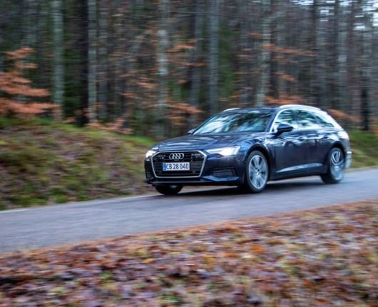 Kold tekniker med bløde værdier - Audi A6