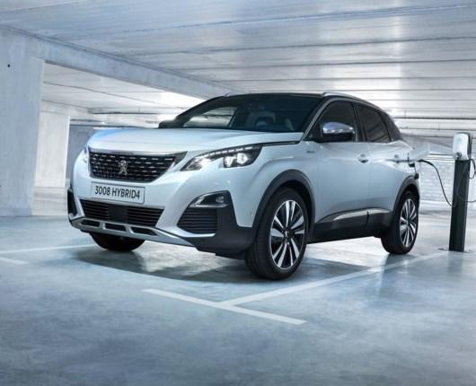 Peugeot 3008 bliver seriøst hurtig med hybridteknologi