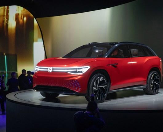 Grøn familie – Volkswagen viser elektrisk syv-personers SUV