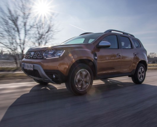 Dacia Duster – rumæneren, der blev bysmart