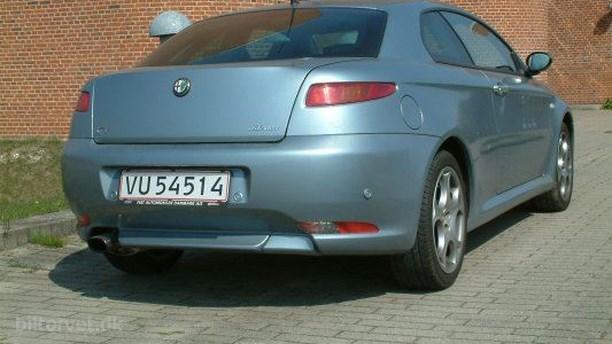 Alfa Romeo GT 2.0 Lusso Selespeed